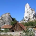 """Rezervaţia naturală """"Calcarele de la Valea Mică"""""""