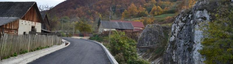 Asfaltare sat Galati