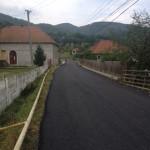 Asfaltare sat Valea Mica