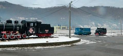 """Primarul Zlatnei, Silviu Ponoran vrea să reactiveze """"Mocăniţa"""""""