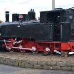 Muzeu locomotive
